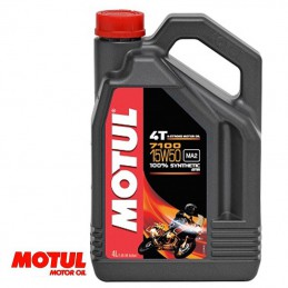 Bidon de 4 litres MOTUL 7100 15W50