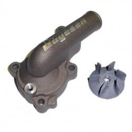 Carter de pompe à eau + hélice BOYESEN RMZ 450