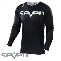 Maillot SEVEN ANNEX STAPLE Black