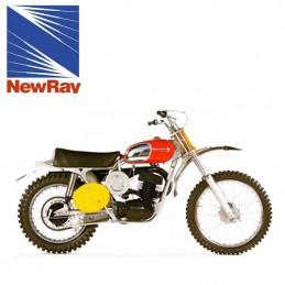 Maquette moto 1/12 ème HUSQVARNA CR 400 B.Aberg Replica