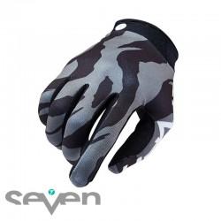 Gants SEVEN ZERO WILD Black