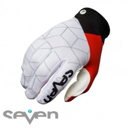 Gants SEVEN MX ZERO DIVERGE White