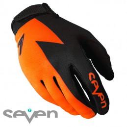 Gants SEVEN MX ANNEX VOLT Orange