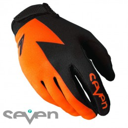 Gants SEVEN MX ANNEX VOLT Orange