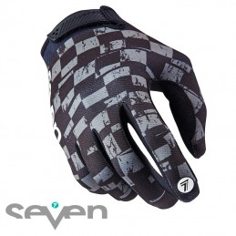 Gants SEVEN MX ANNEX Checkmate Black
