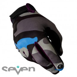 Gants enfant SEVEN MX ANNEX SOLDIER Purple