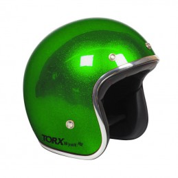 Casque TORX Wyatt Glitter Green