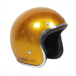 Casque TORX Wyatt Glitter Gold