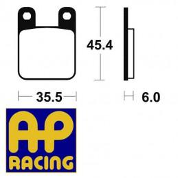Plaquettes de freins AP RACING LMP159ST