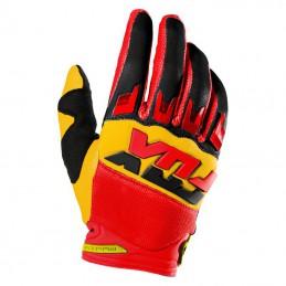 Gants FOX DIRTPAW MAKO Red/Yellow