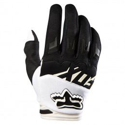 Gants FOX DIRTPAW RACE White