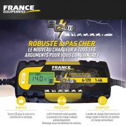 Chargeur de batterie BC 4000 6/12V