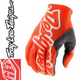 Gants Troy Lee Designs 2018 SE PRO Orange flo