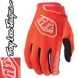 Gants Troy Lee Designs 2018 AIR Orange flo