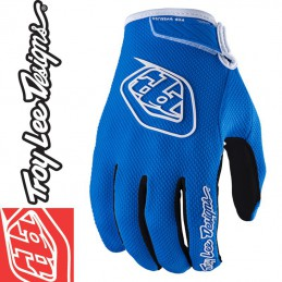 Gants Troy Lee Designs AIR Blue