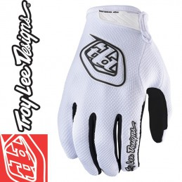 Gants Troy Lee Designs AIR White 2019