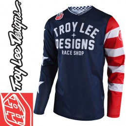 Maillot Troy Lee Designs 2018 GP Air Americana