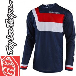 Maillot Troy Lee Designs GP Air Prisma navy