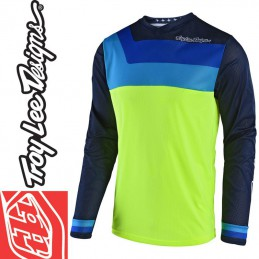 Maillot Troy Lee Designs 2018 GP Air Prisma yellow