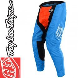 Pantalon Troy Lee Designs SE Air Squadra Cyan-Orange