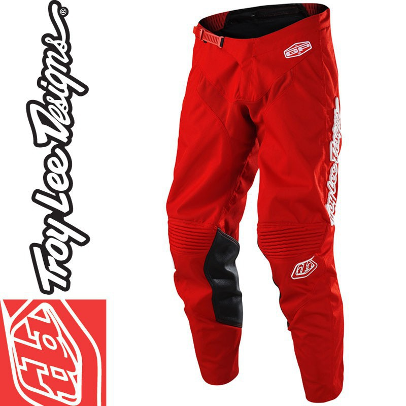 Pantalon Troy Lee Designs 2018 GP Air Mono red