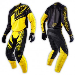 Tenue TLD GP-AIR FLEXION Black/Yellow
