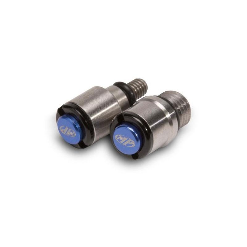 Purgeurs de fourche WP AER M4 x 0.7 + M8 x 1.0mm