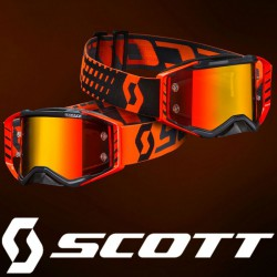 Masque SCOTT PROSPECT 2018 Black/Orange