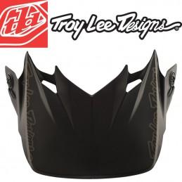 Visière Troy Lee Designs SE4 Mono black