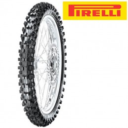 Pneu avant PIRELLI SCORPION MX Soft 410