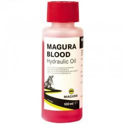 Fluide hydraulique MAGURA Blood huile minérale 100ml