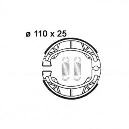 Garnitures de frein LMS802