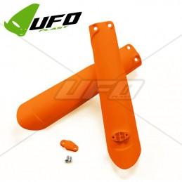Protections de fourche EXC 300 orange