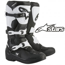 Bottes ALPINESTARS TECH 3 Black-White