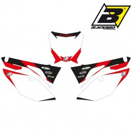 Fonds de plaque cross BLACKBIRD GRAPHIC CRF 250