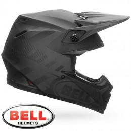 Casque BELL MOTO-9 FLEX syndrome black