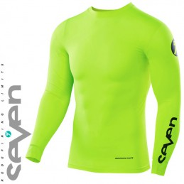 Maillot compression SEVEN ZERO 18.1 Yellow