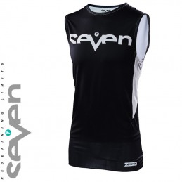 Maillot SEVEN MX ZERO STAPLE Black