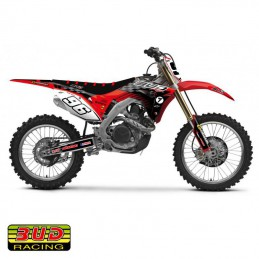 Kit déco BUD RACING CRF 250
