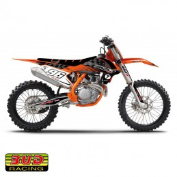 Kit déco BUD RACING 125 SX