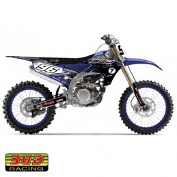 Kit déco checkers BUD RACING 125 YZ
