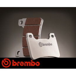 Plaquettes de frein arrière BREMBO EC-F 250