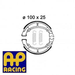 Machoires de frein AP RACING LMS840 110x25mm
