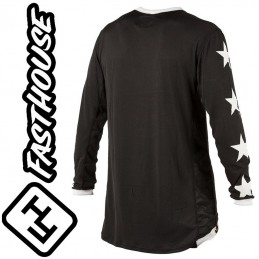 Maillot FASTHOUSE CLASSIC Black
