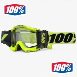 Masque 100% ACCURI Forecast Néon Yellow