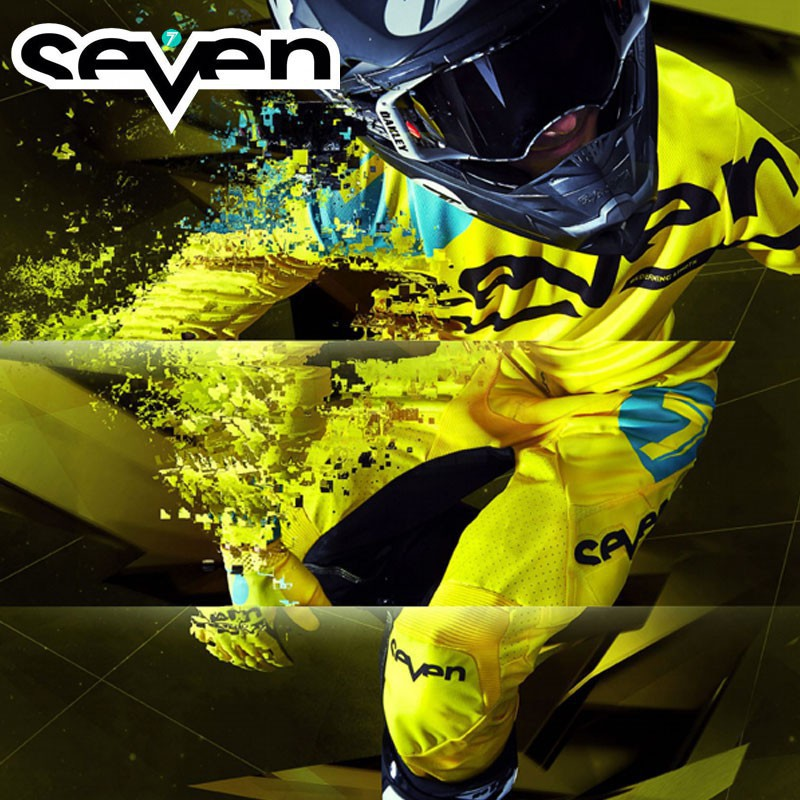 Tenue SEVEN RIVAL ZONE Yellow