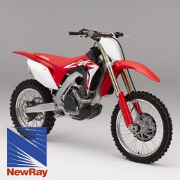 Maquette moto 1/12 ème 450 CRF 2018