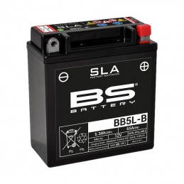 Batterie BS BB5L-B + pack acide