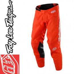 Pantalon Troy Lee Designs GP Orange flo