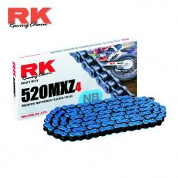 Chaine ultra renforcée RK 520 MXZ-4 Bleue